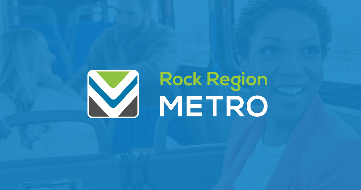 Rock Region METRO Bus Maps Schedules